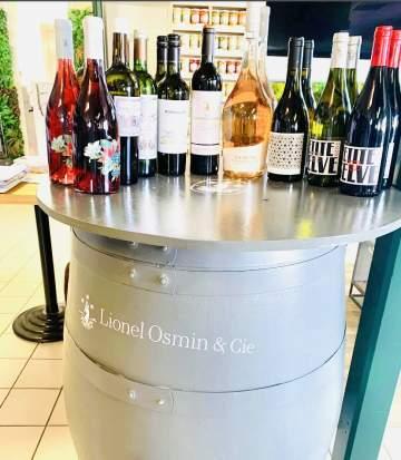Une cave à vin de qualité à La Rochelle